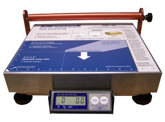 Shaper Image Precision Scale Gauge